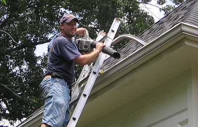 Atlanta Gutter Cleaning - Sunshine Window Cleaning