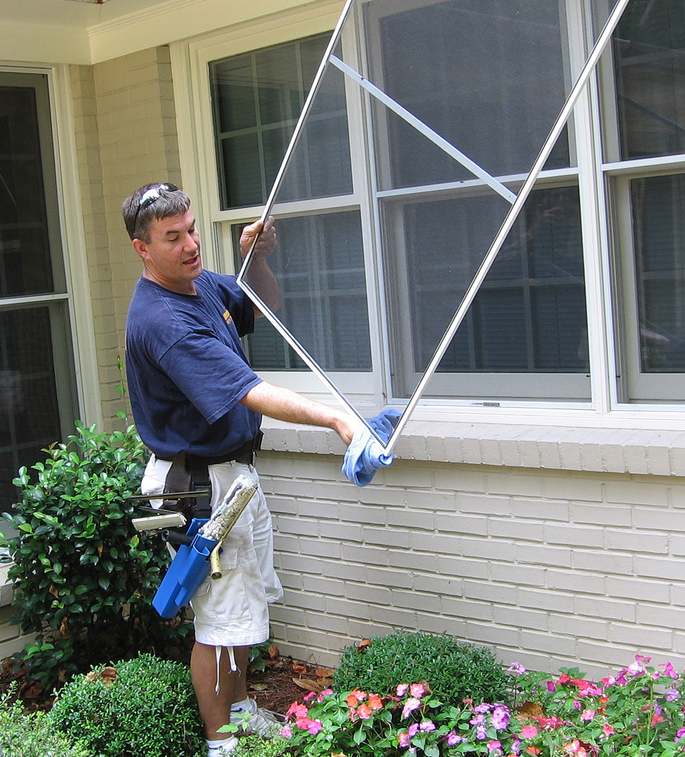 Atlanta Window Cleaning And Window Washing Sunshine